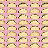 Taco Wrapping Paper