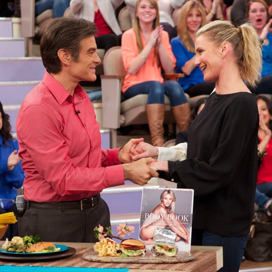 Cameron Diaz on The Dr. Oz Show