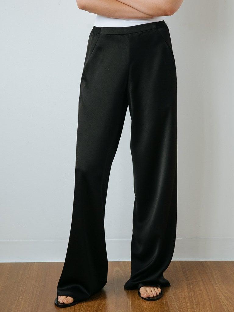 Christopher Bias Satin Trouser($690)