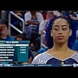 Sophina DeJesus: 2016 Floor For UCLA