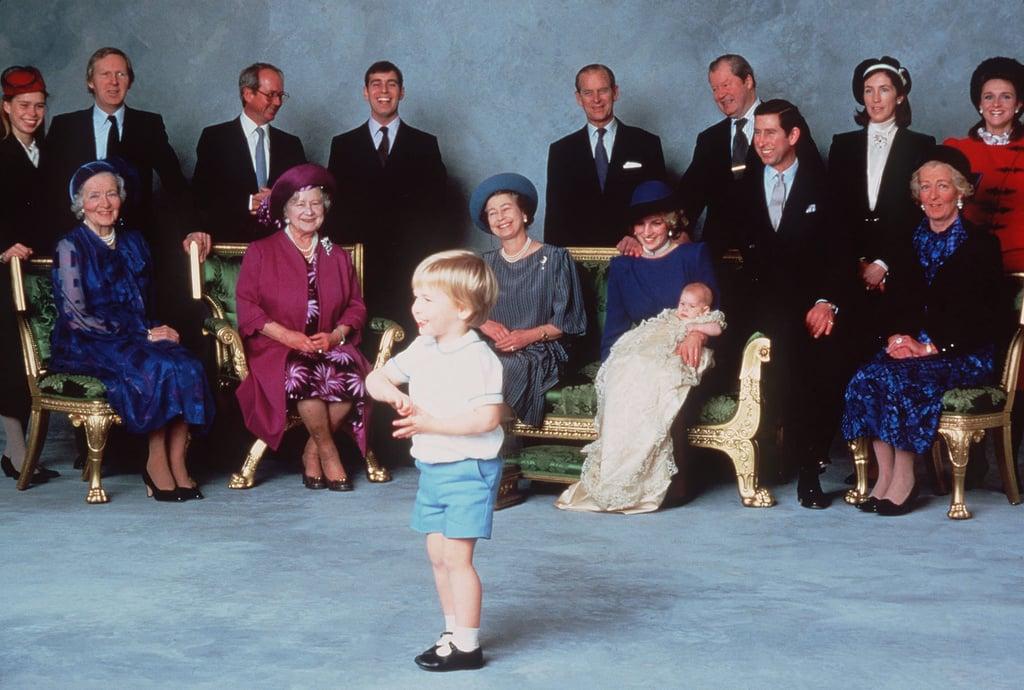 Prince Harry, 1984