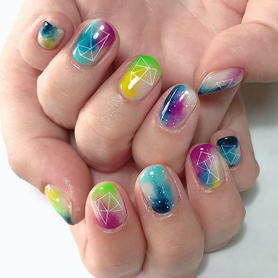 Nail Art Popsugar Beauty