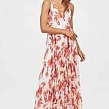 H&M Pleated Wrap Dress