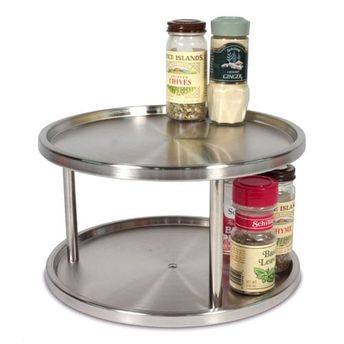 Lazy Susan Spice Rack Simple Lazy Susan Spice Rack YumSugar's Must Haves For January 60