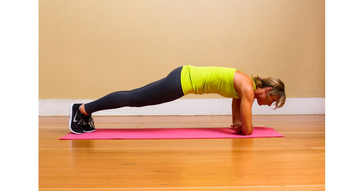 All Abs Elbow Plank Best Ab Exercises For Women