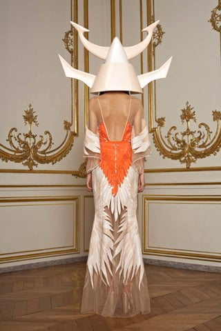 Riccardo Tisci Casts Only Asian Models to Show Japanese-Infused Spring 2011 Givenchy Couture Collection