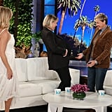 Kate Hudson and Goldie Hawn on The Ellen Show 2018