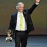 Henry Winkler's Acceptance Speech at the 2018 Emmys