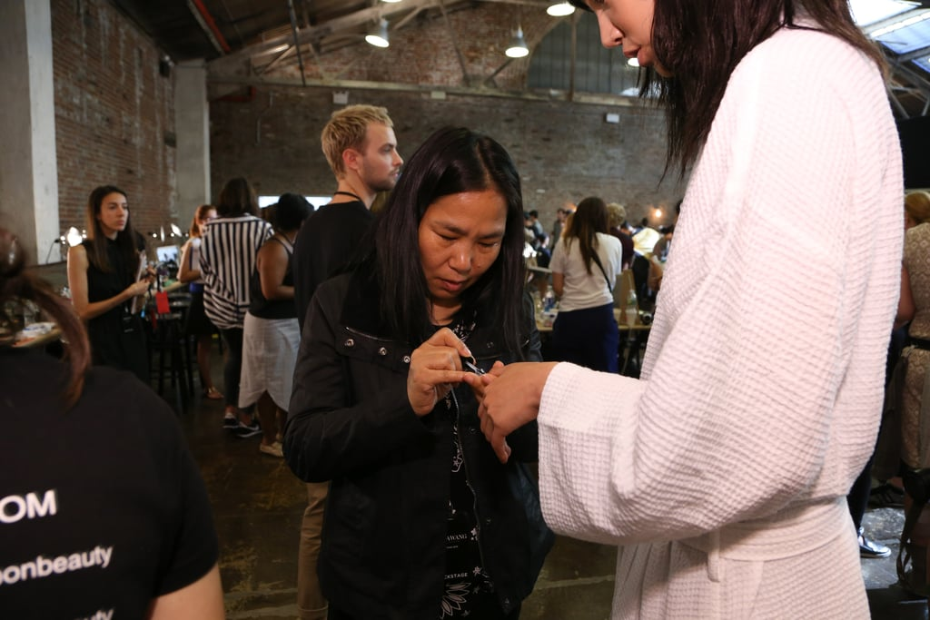 Jin Soon's New York Fashion Week Diary Is a Nail Junkie's Delight