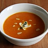 Detoxifying Carrot Ginger Soup