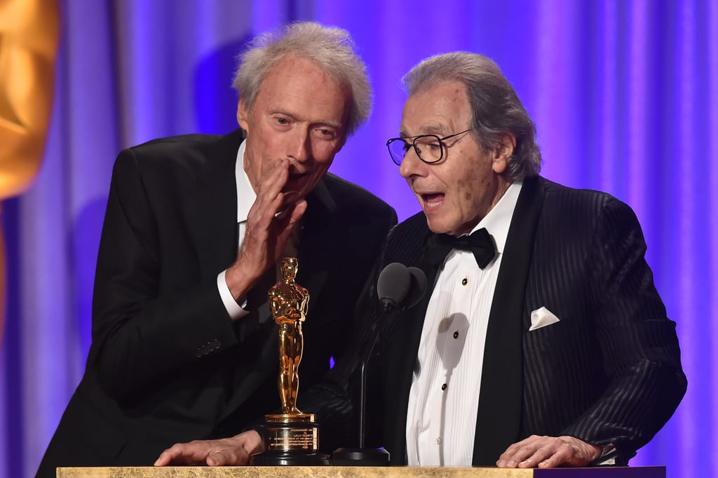 Clint Eastwood and Lalo Schifrin