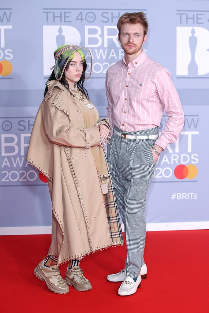 2020 BRIT Awards: Celebrities on the Red Carpet