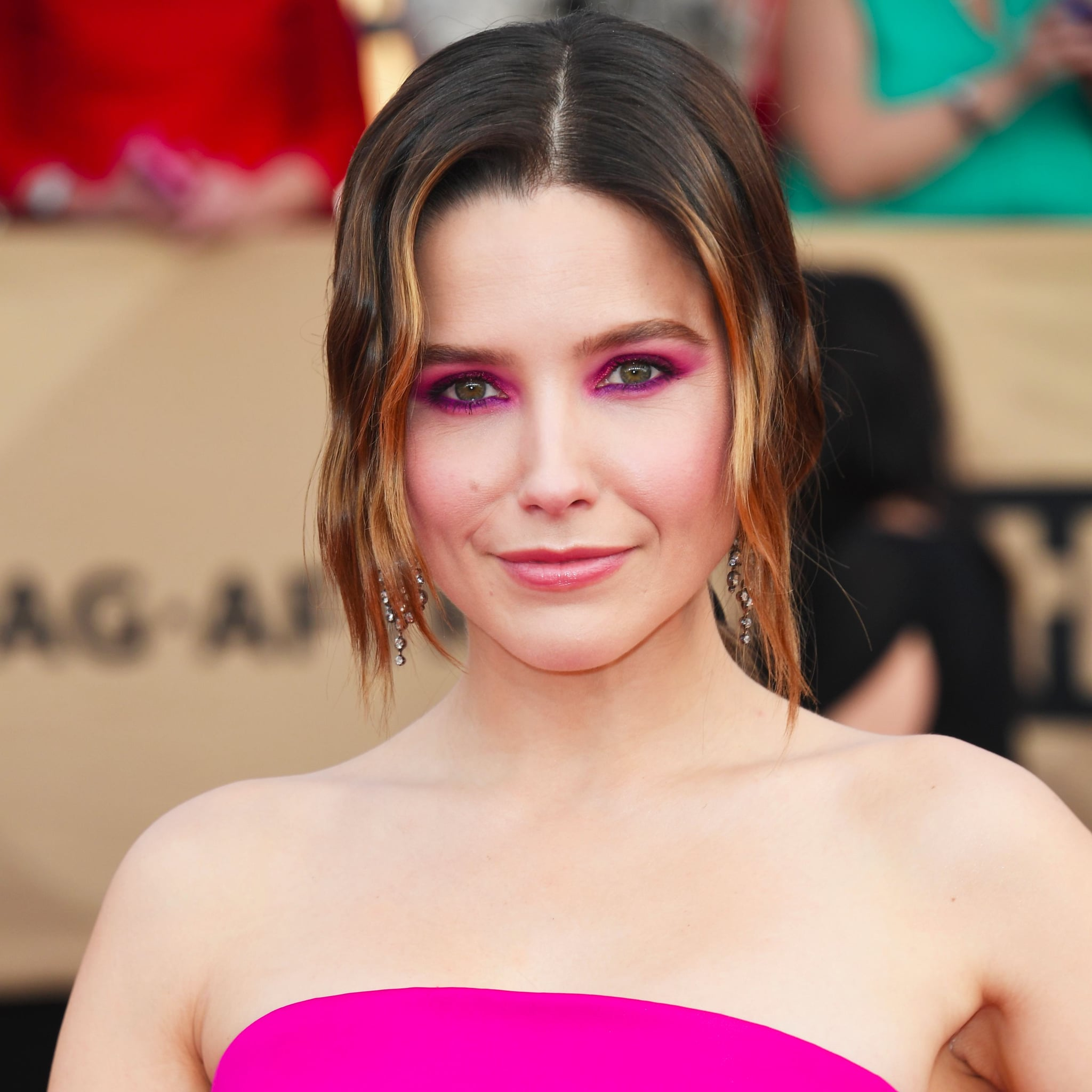 Sophia Bush's Bold Makeup Just Won The SAGAwards