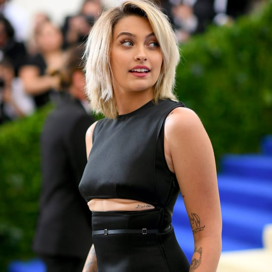 Paris Jackson Calvin Klein Contract