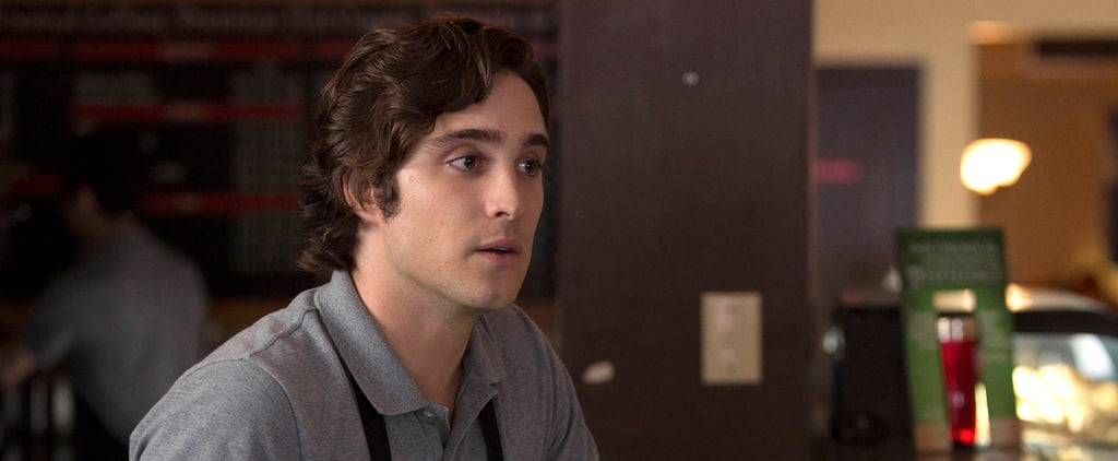Diego Boneta Shirtless on Scream Queens Premiere Pictures