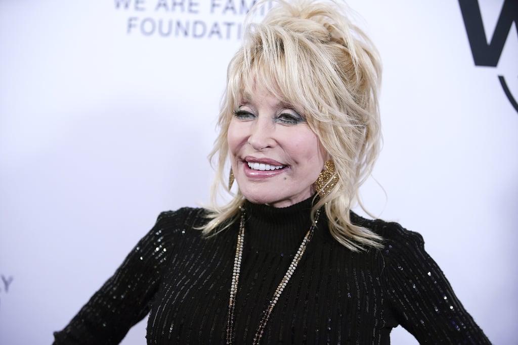 Dolly Parton Funding the COVID-19 Vaccine
