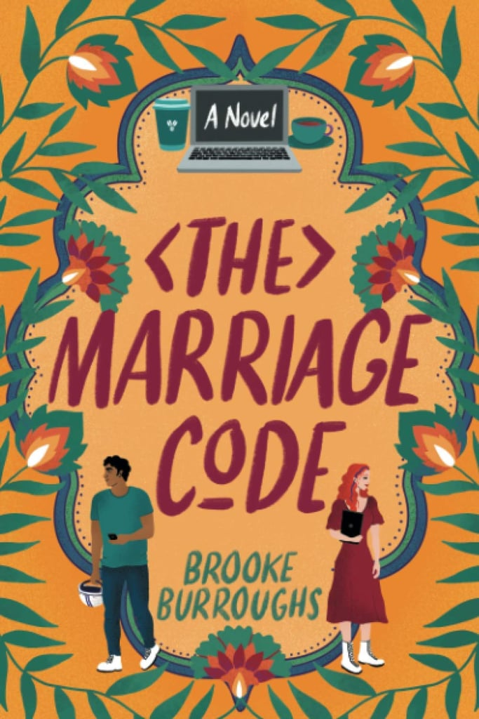 The Marriage Code by Brooke Burroughs