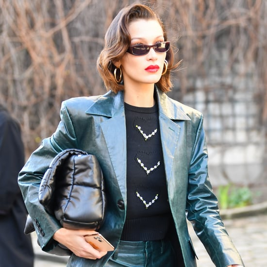 See the Best Model Street Style Outfits at Fashion Week