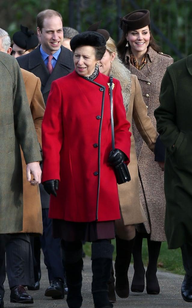 Princess Anne, 2014