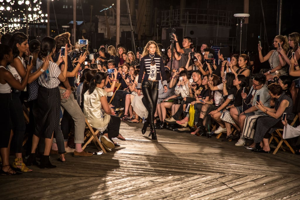 """Their First Collection """"Tommy Pier"""" Debuted in New York"""