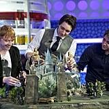 Rupert, Oliver, and James