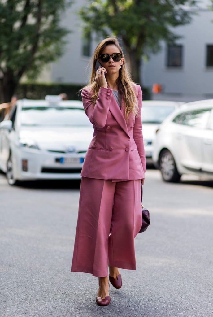 How to Wear Pink As an Adult