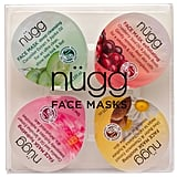 Nügg Beauty Face Masks 4-Pack