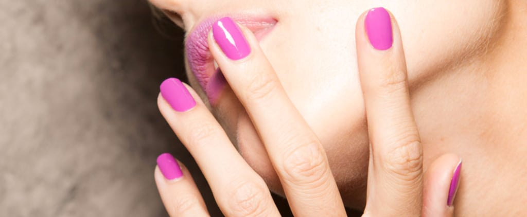 See All the Leading Nail Trends From London Fashion Week