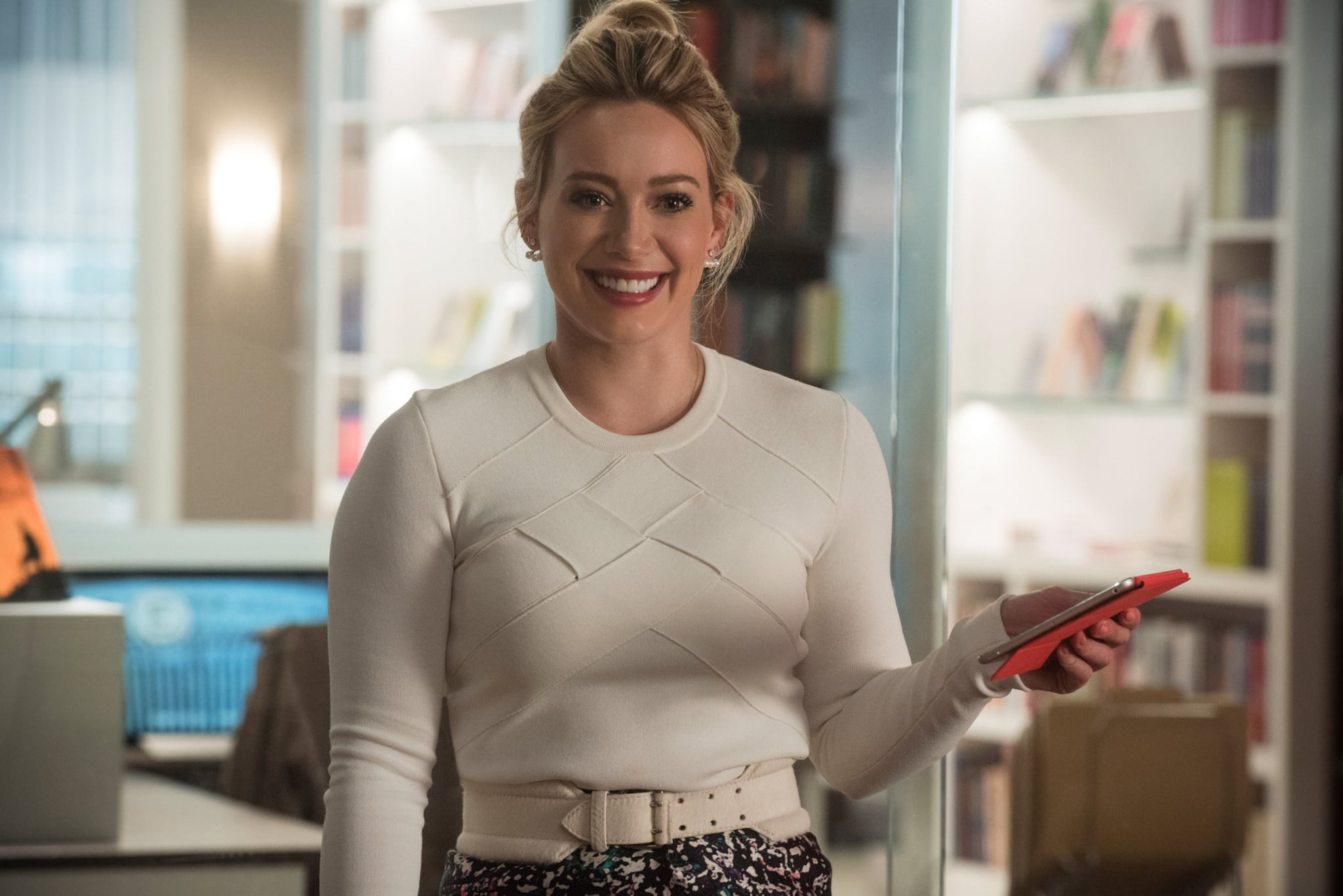 YOUNGER, Hilary Duff, 'Tattoo You', (Season 2, ep. 201, aired Jan. 13, 2016). photo: TV Land/courtesy Everett Collection