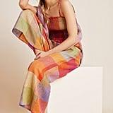 Sierra Smocked Linen Jumpsuit