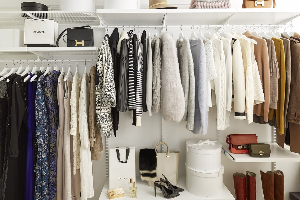 A Wardrobe Detox Can Work Wonders