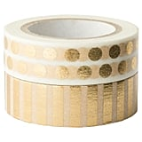 Sugar Paper Washi Tape Set ($4)