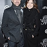 Olivia Wilde and Jason Sudekis attended the premiere together.