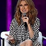 March 30 — Celine Dion