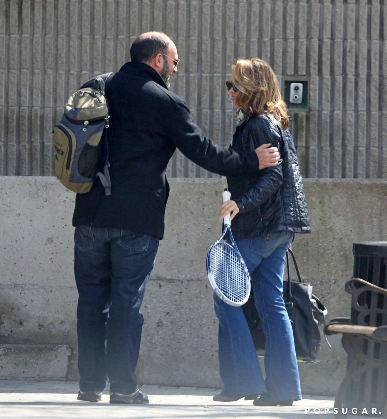 Rachel McAdams Shows Serious PDA With Her Boyfriend!