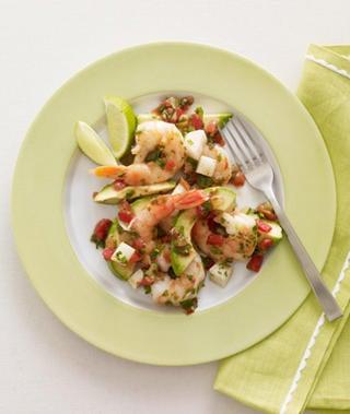 Southwestern Shrimp Recipe