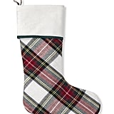 Williams-Sonoma Classic Stewart Tartan Stocking
