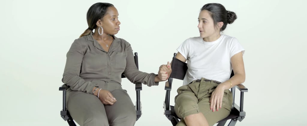 In This Powerful Video About Body Image, 2 Friends Share Their Greatest Insecurities