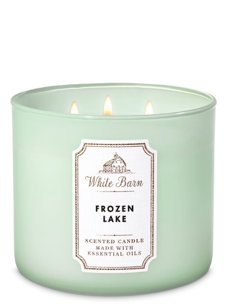 Bath and Body Works Frozen Lake 3-Wick Candle
