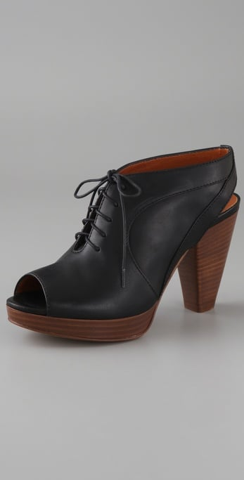 This Madewell Oxford Bootie ($228) goes with everything; bright ankle-length trousers during the day, and light lace dresses at night.