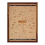 Whiskey Wood Engraving