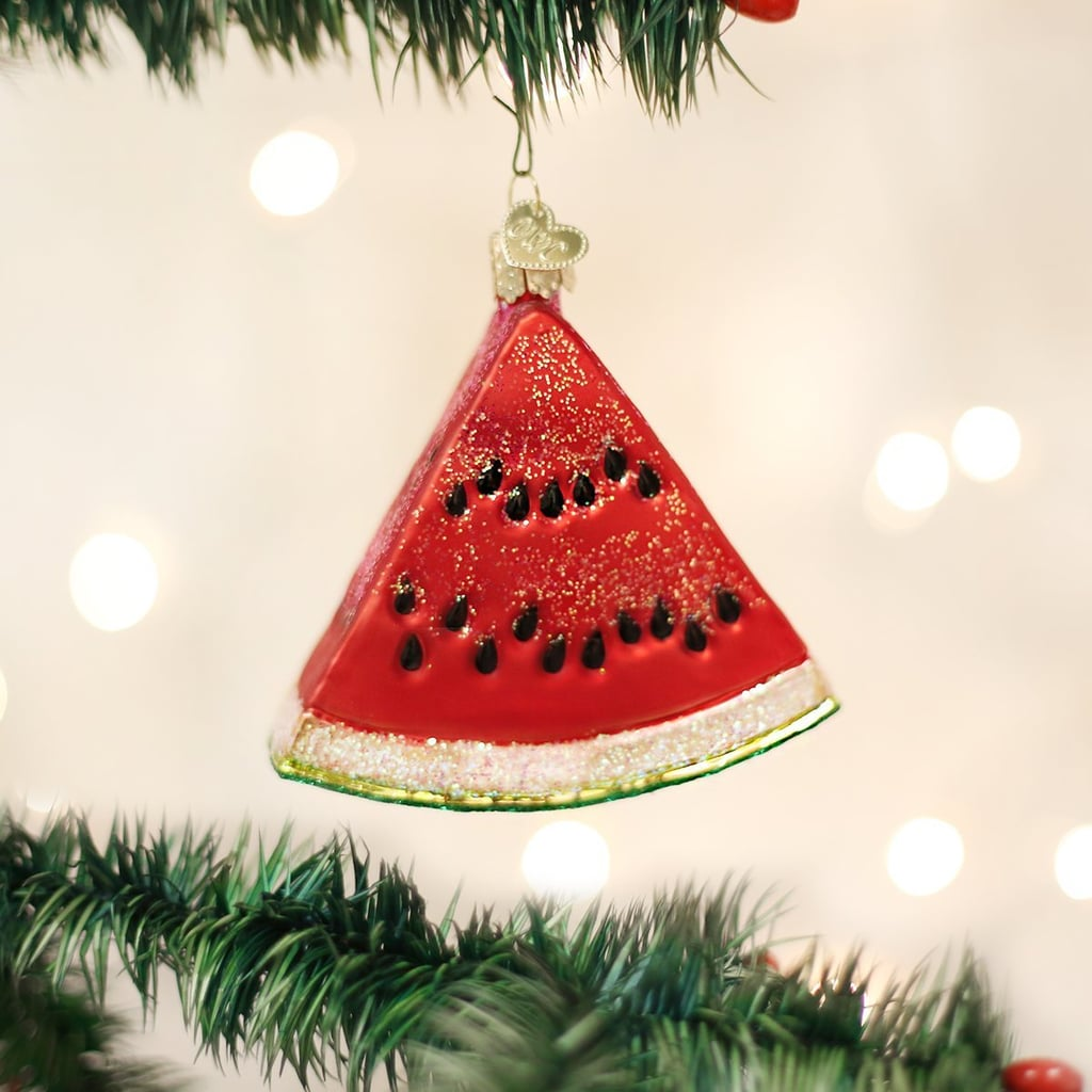 Food-Themed Christmas Tree Ornaments | POPSUGAR Food