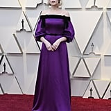 Lucy Boynton at the 2019 Oscars