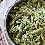 Cheesy Baked Penne With Broccoli Pesto