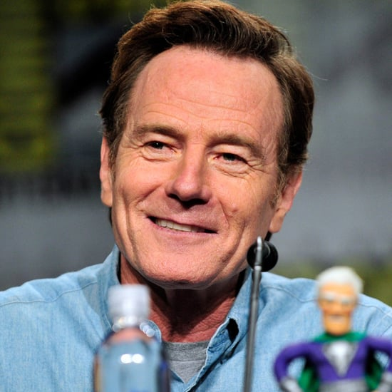 "Bryan Cranston Makes ""Your Mum"" Joke at Comic-Con 