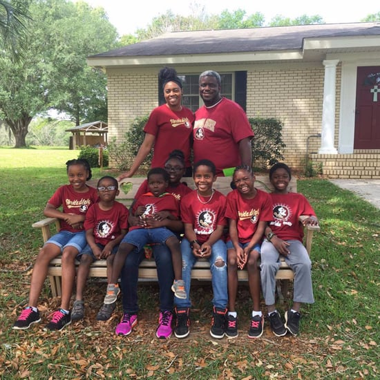 Couple Adopts 7 Siblings From Foster Care