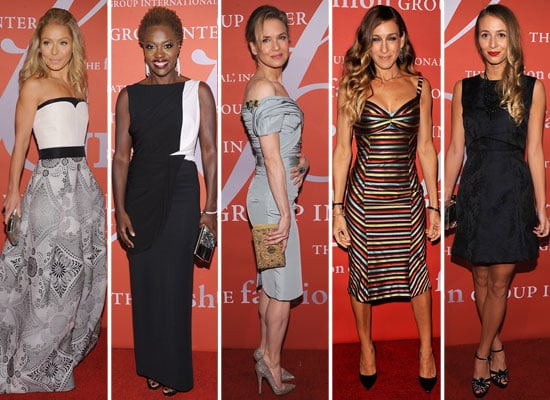 Sarah Jessica Parker at Fashion Group International Party