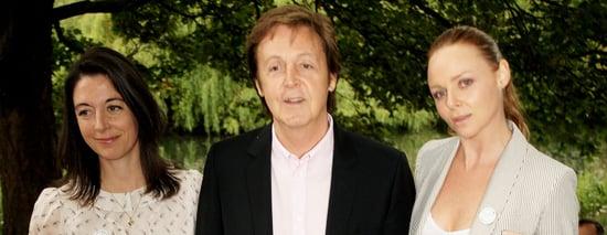 Sir Paul McCartney Says Lay Off the Meat