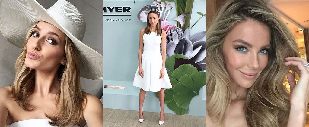 2015 Derby Day Celebrity Style and Beauty Instagram Pictures