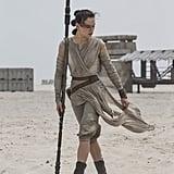 Neither Skywalker — She's Just Luke's Former Padawan
